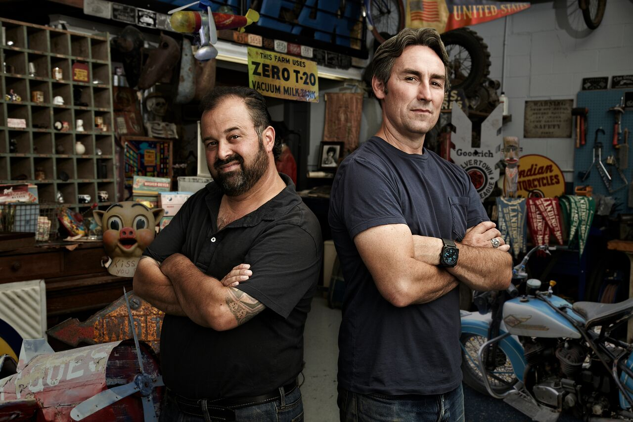 American Pickers Returning To Owensboro Area