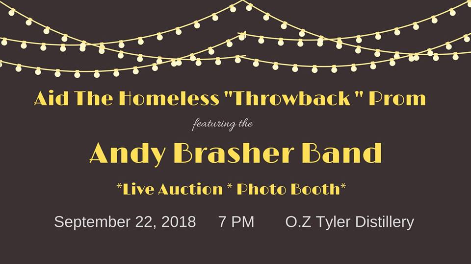 2nd Annual Aid the Homeless Throwback Prom