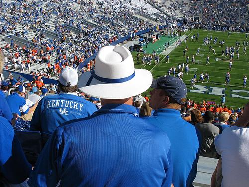 Kentucky Football Makes Big Leap In CBS Rankings