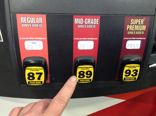 Kentucky Gas Prices Edge Up