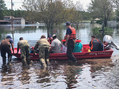 Perry County and Tell City Police Accepting Donations for Hurricane Relief