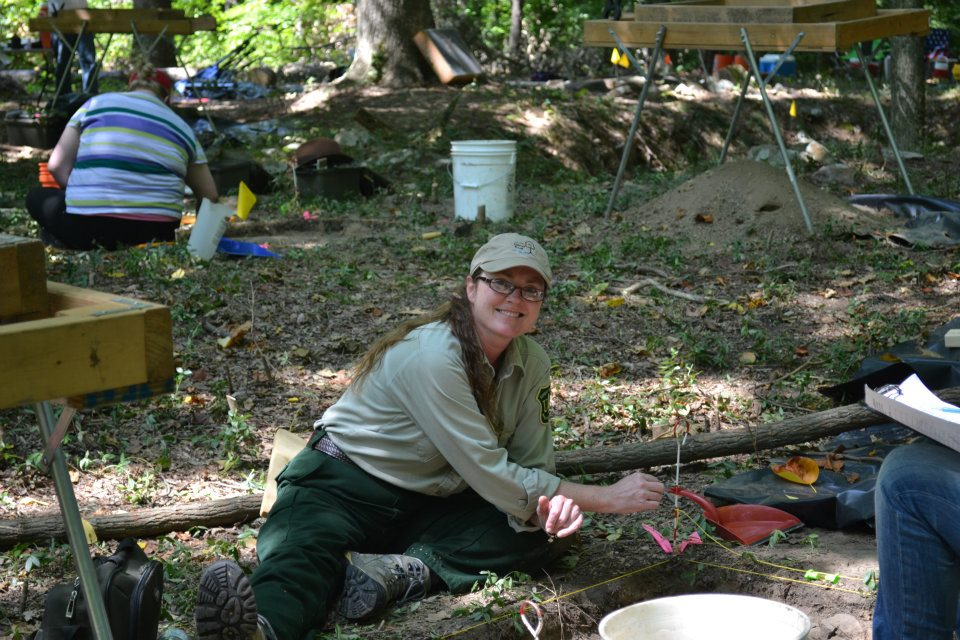 Hoosier National Forest Celebrates Archaeology