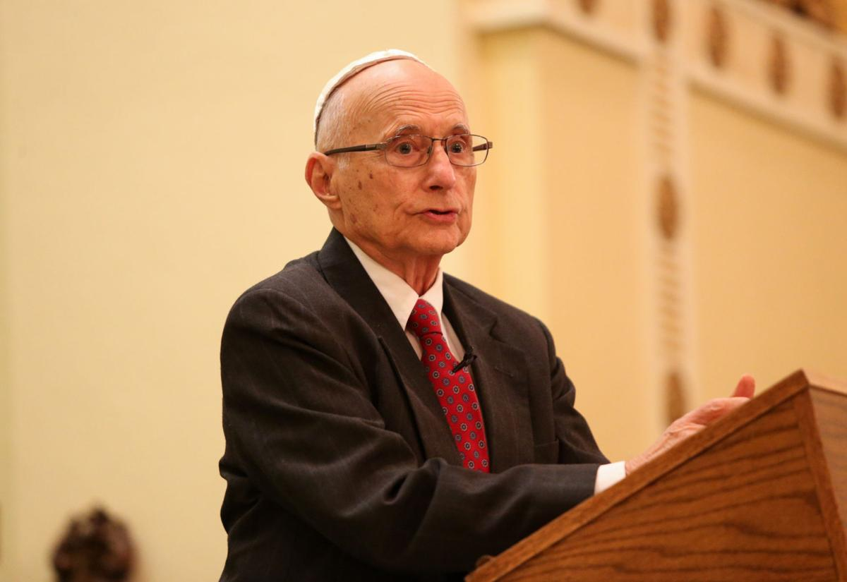 KWC Host Holocaust Survivor & Nationally-acclaimed Attorney