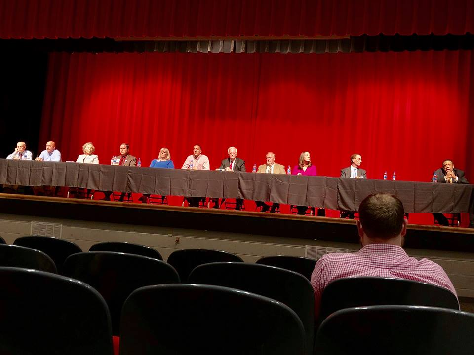 Teachers & Educators Came To Hear Candidates Speak At Forum