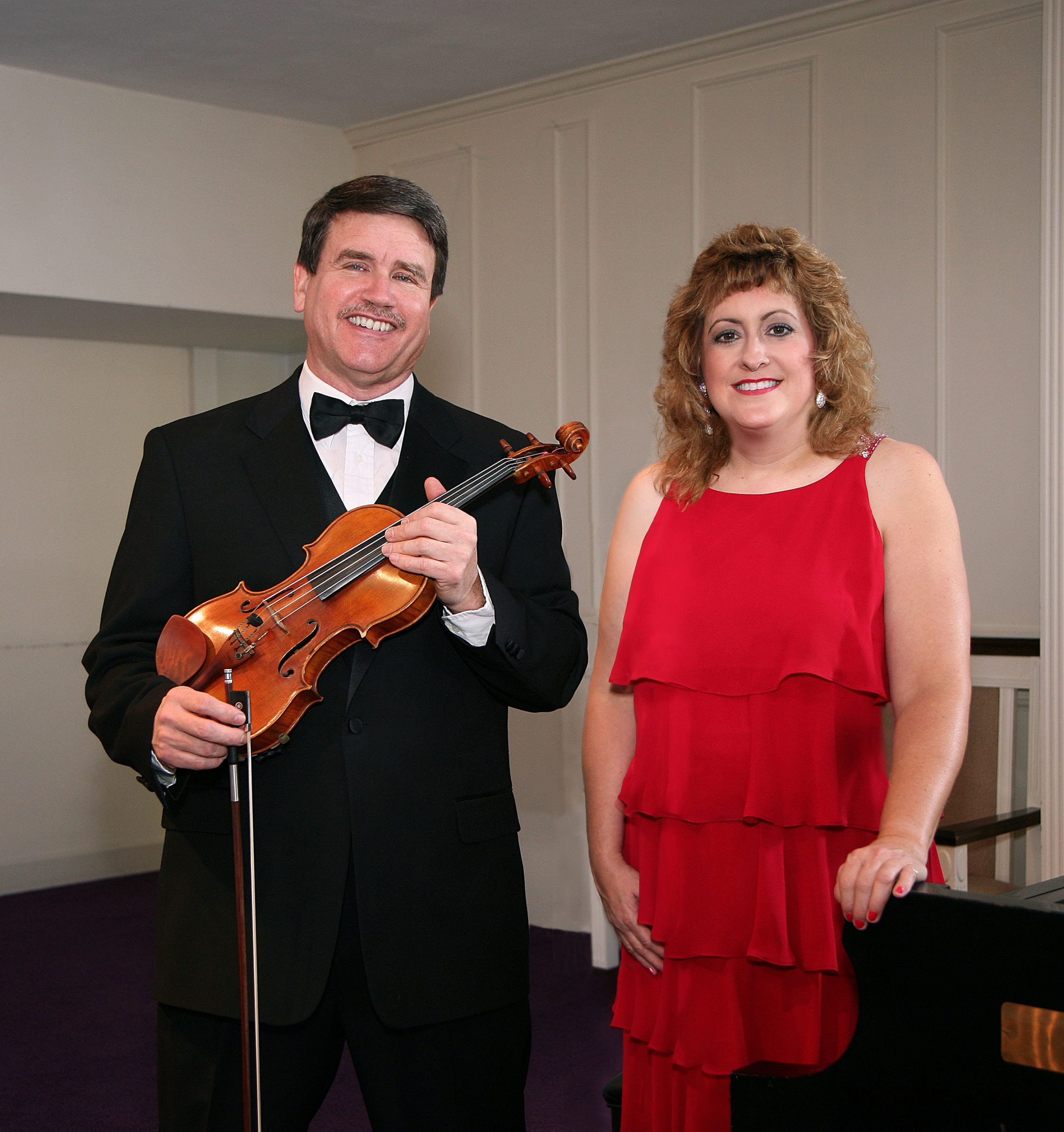 Abel & Earle To Present Duo Recital At KWC
