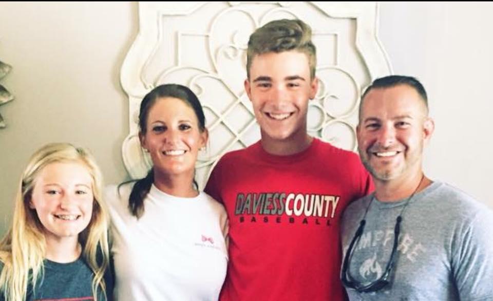Daviess County High School Student Fighting Dangerous Pneumonia