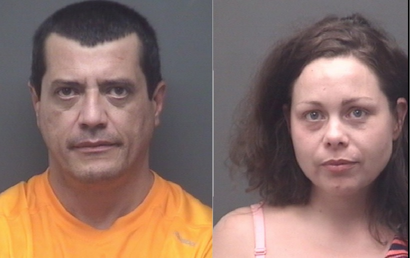 Two Arrested after using Facebook Messenger to Allegedly Sell Meth