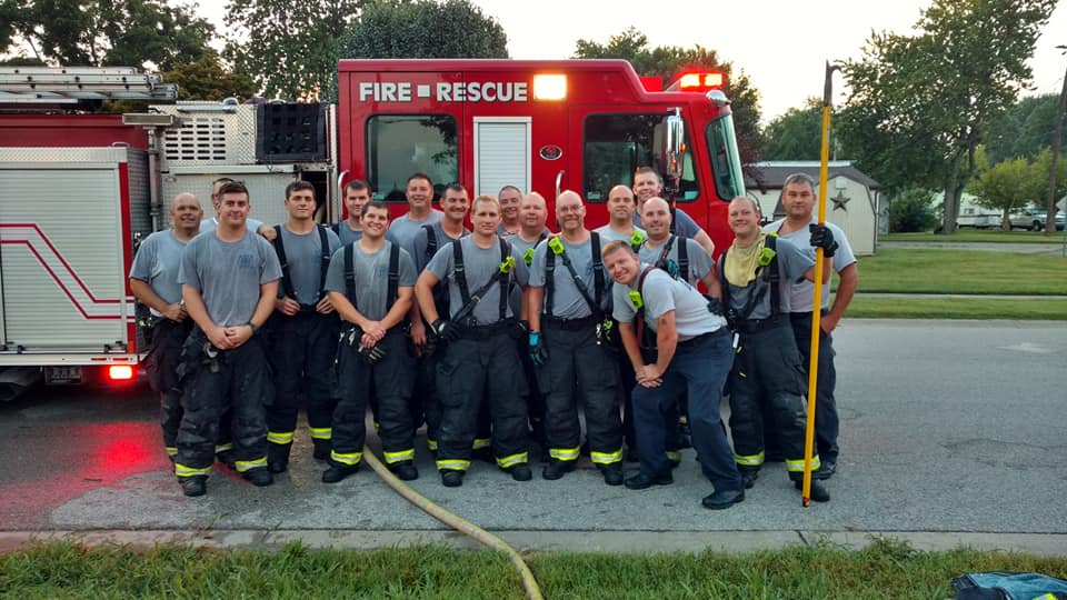 Owensboro Fire Department Awarded Life Safety Achievement Award