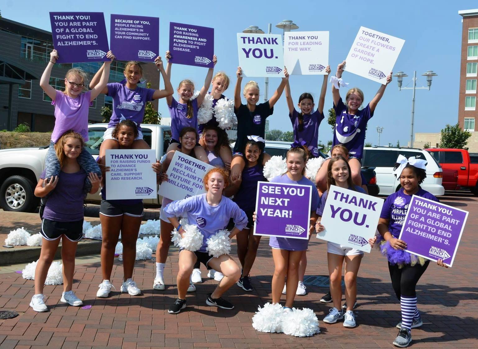 Alzheimer's Association Walk Raises $71,000 In Owensboro