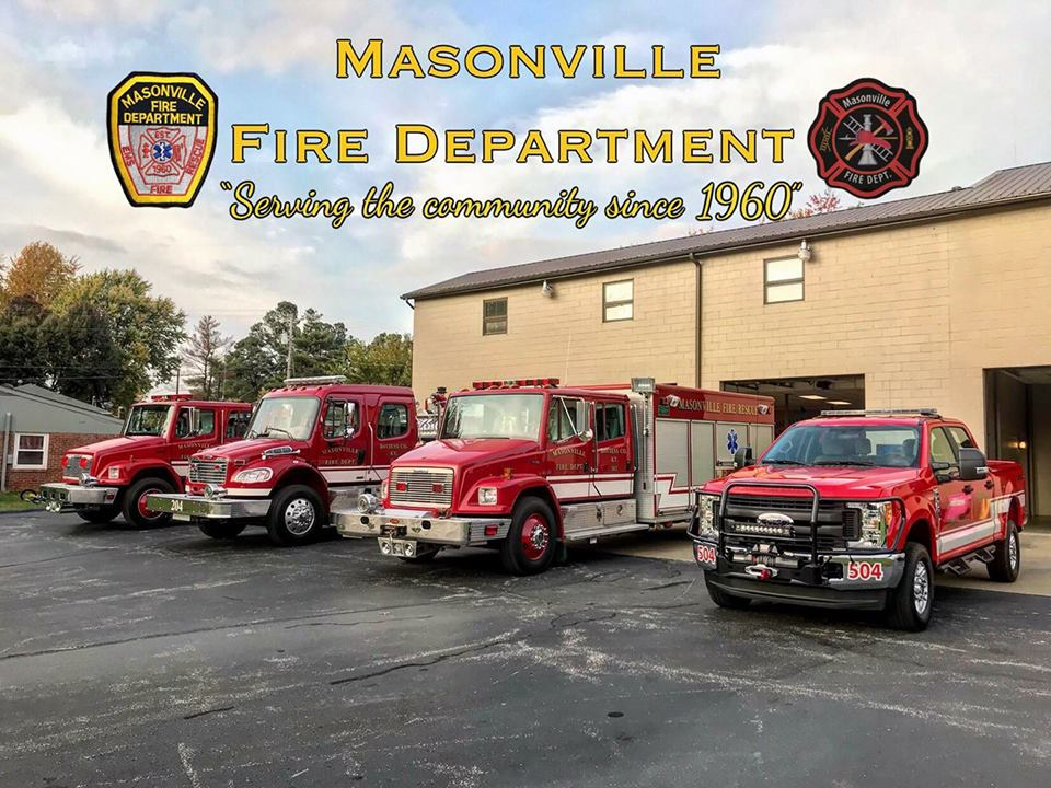 Masonville FD Open House
