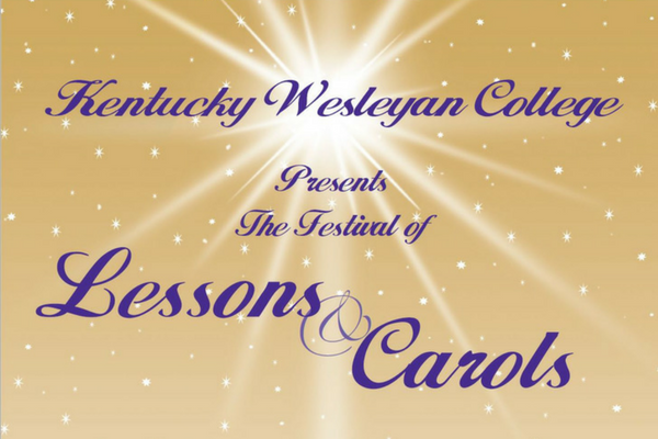 KWC Presents Festival of Lessons & Carols at St. Stephen Cathedral
