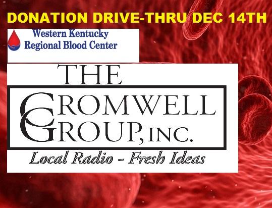 Cromwell Radio & WKRBC Hosting Donation Drive-Thru