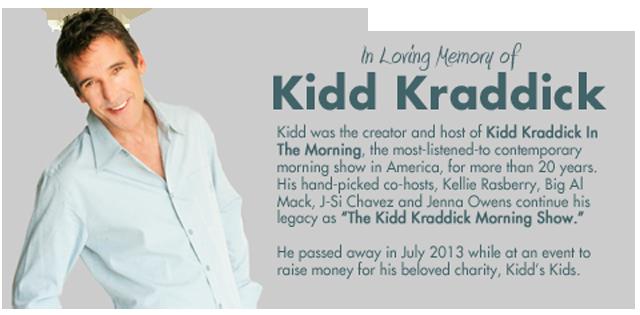 Kidd Kraddick Morning Show | 104 3 The Party