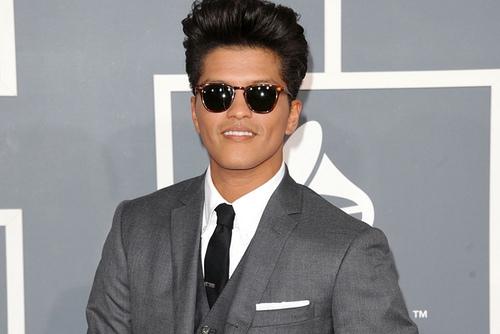 "Bruno Mars Limits His Endorsements So He Won't Feel ""Gross"""