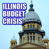 Illinois AG Moves To Stop State Employee Paychecks