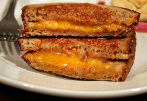 Five Stats About How We Eat Grilled Cheese