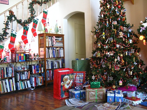 One in Five Families Say They Have at Least One Strange Christmas Tradition