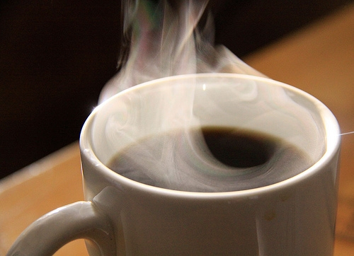 Five Stats About Our Coffee Drinking Habits