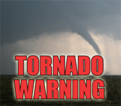 Tornado Warning for a Few Indiana Counties