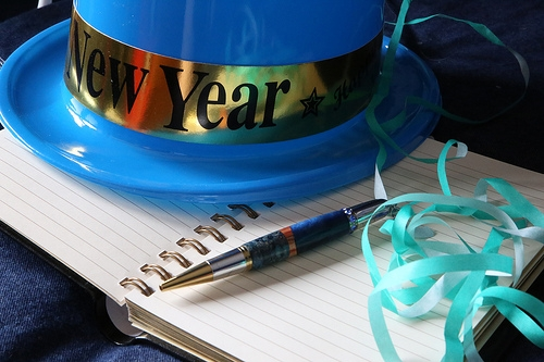 Four Ways to Get Your New Year's Resolution Back on Track