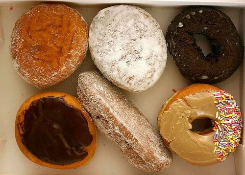 The Average American Eats 31 Donuts a Year