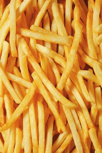 One of the Ingredients in McDonald's Fries Could Help Cure Baldness