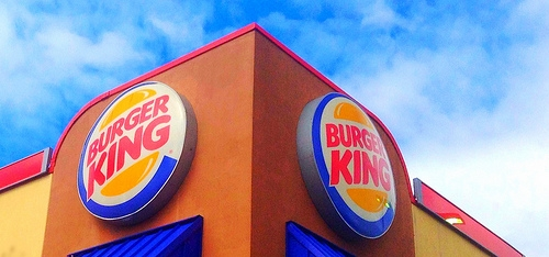 """Burger King has Created the """"Angriest Whopper"""" A Red Bun with Hot Sauce Baked In"""
