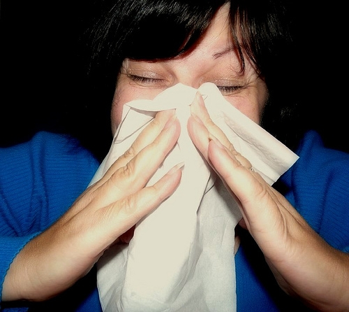 Have You Been Blowing Your Nose Wrong? Here's the Best Way to Do It