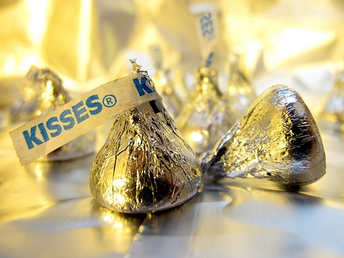 The First New Hershey's Kisses Holiday Flavor in 10 Years Is . . . Hot Cocoa