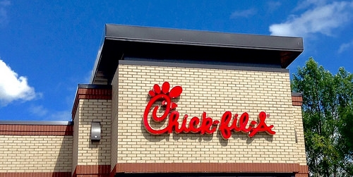 A Guy Lost 140 Pounds By Eating At Chick-Fil-A Daily