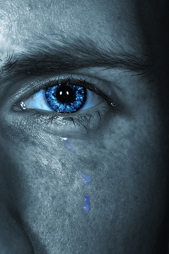 Men Today are 3 Times More Likely to Cry in Public Than Their Fathers