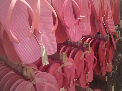 Two Women Get Busted Stealing Hundreds of Dollars Worth of Flip-Flops from Old Navy