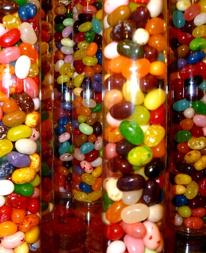 The Most Popular Jelly Bean Flavors . . . and Buttered Popcorn and Black Licorice Are on Top?