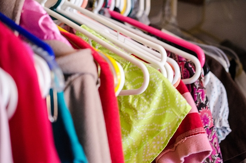 The Average Person Has $1,265 Worth of Stuff in Their Closet They Never Wear