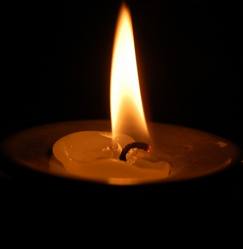 A Family Lights Candles to Ward Off Evil Spirits... and Burns Down Their Home