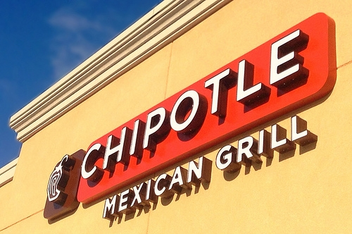 Chipotle Is Doing $3 Burritos on Halloween