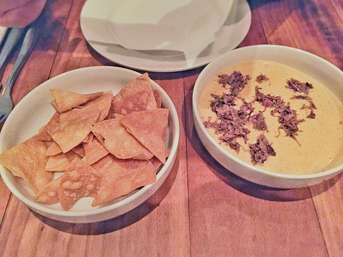 Woman Gets Stabbed For Spilling Queso Dip