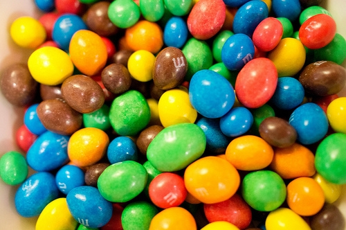 """America Has Decided That """"Coffee Nut"""" M&M's Need to Be a Thing"""