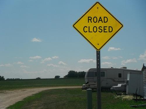 Temporary Road Closure on I-74, Early Morning Thursday (3/9)