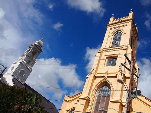 The Best City in the Entire World Is . . . Charleston, South Carolina?