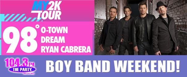 Boy Band Weekend