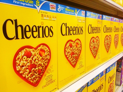 The Pumpkin Spice Wave Has Already Started . . . With Cheerios