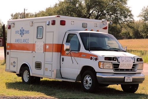A Woman leaving the Hospital Has No Ride, So She Steals an Ambulance