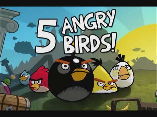 """Cops Catch a Robber Thanks to His """"Angry Birds"""" Backpack"""