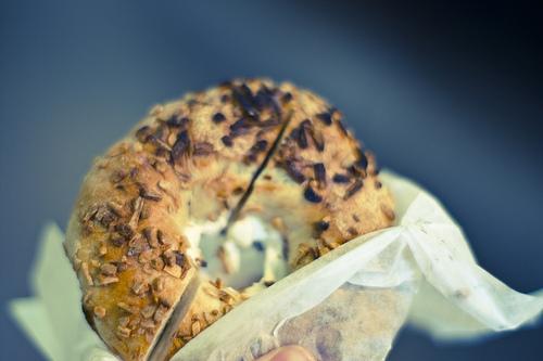The Latest Food Mashup Is the Mufgel . . . Half Muffin, Half Bagel