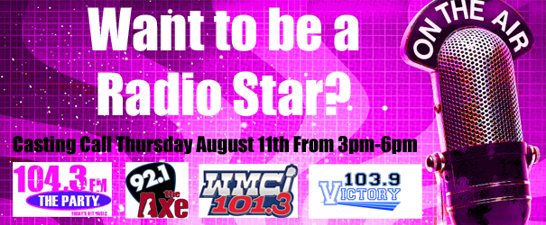 Want to be a Radio Star?