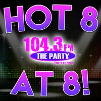 Hot 8@8 Countdown: 08/30/16