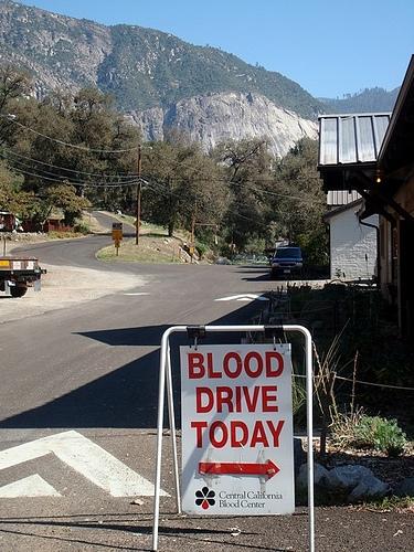 Charleston Blood Drive This Weekend