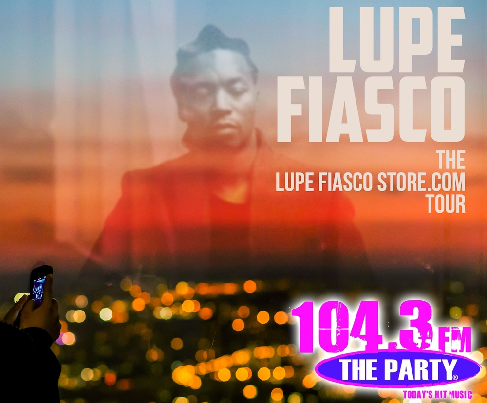 Win Tickets to See Lupe Fiasco Tomorrow Night at The Canopy Club