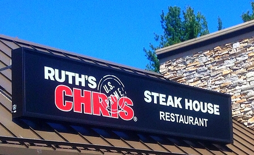 A Ruth's Chris Promised a Discount Based on Michigan Football's Margin of Victory . . . and They Just Won by 78 Points